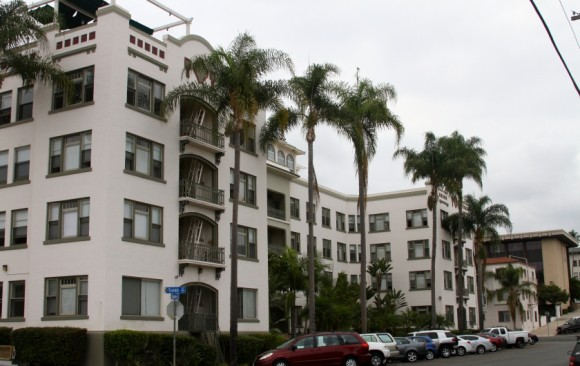 The Historic Barcelona Apartments : San Diego Property History