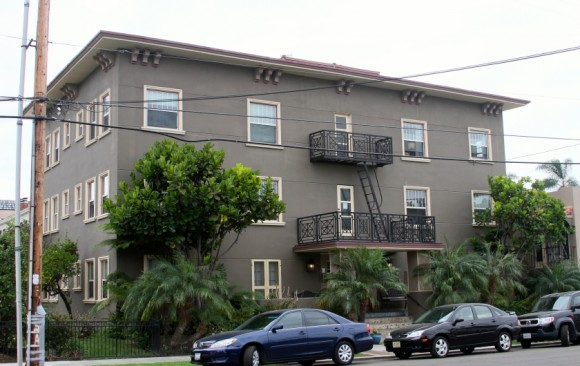 Catalina Apartments on Spruce : San Diego Property History